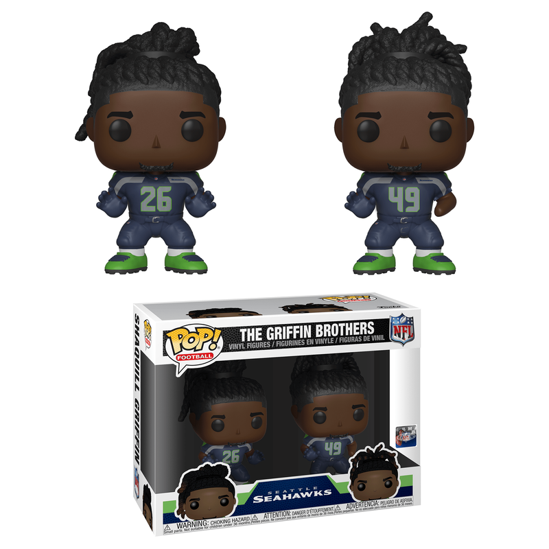 The Griffin Brothers (2-Pack)