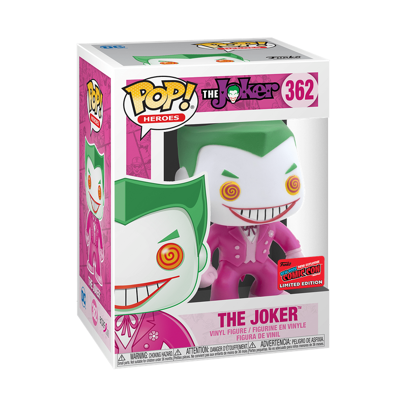 The Joker (Breast Cancer Awareness) [NYCC]