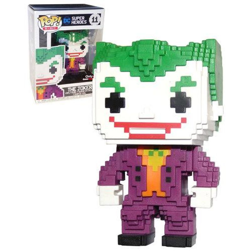 The Joker (8-Bit)