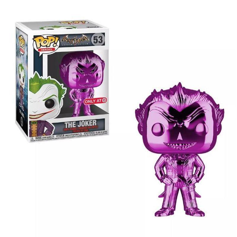 The Joker (Arkham Asylum) (Purple Chrome)