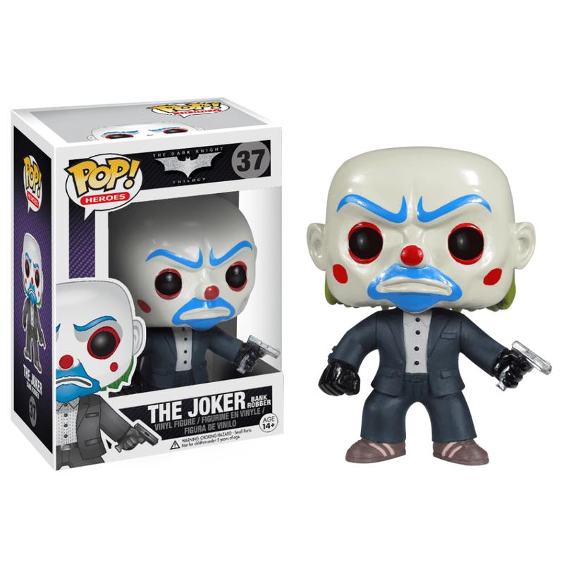 The Joker (Bank Robber)