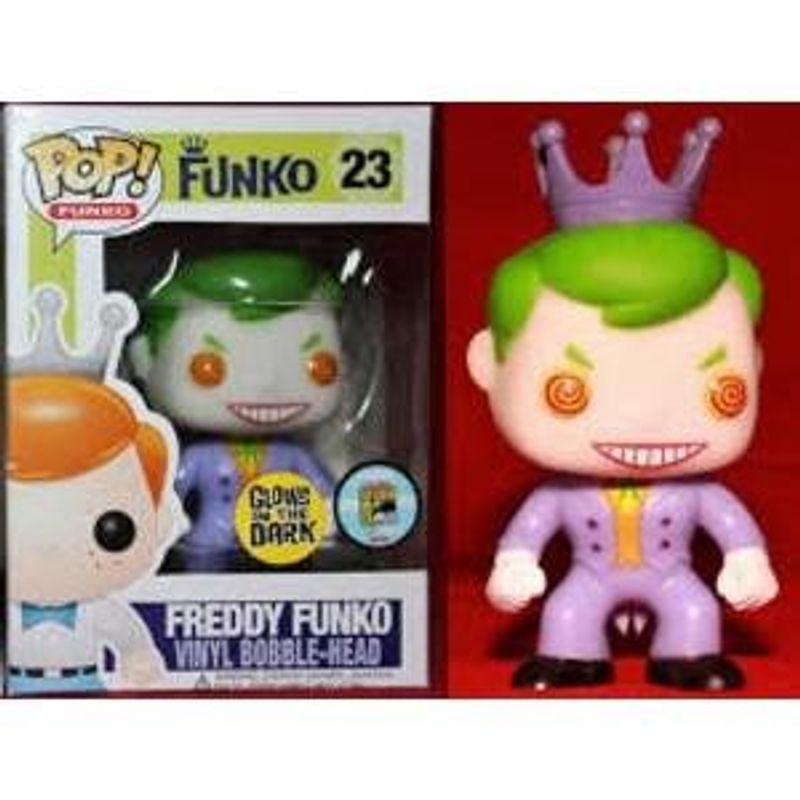 The Joker (Glow in the Dark) (Freddy Funko)