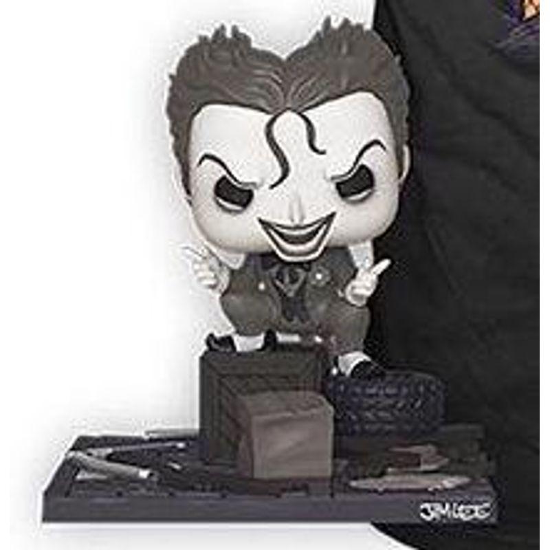 The Joker (Hush) (Black & White)