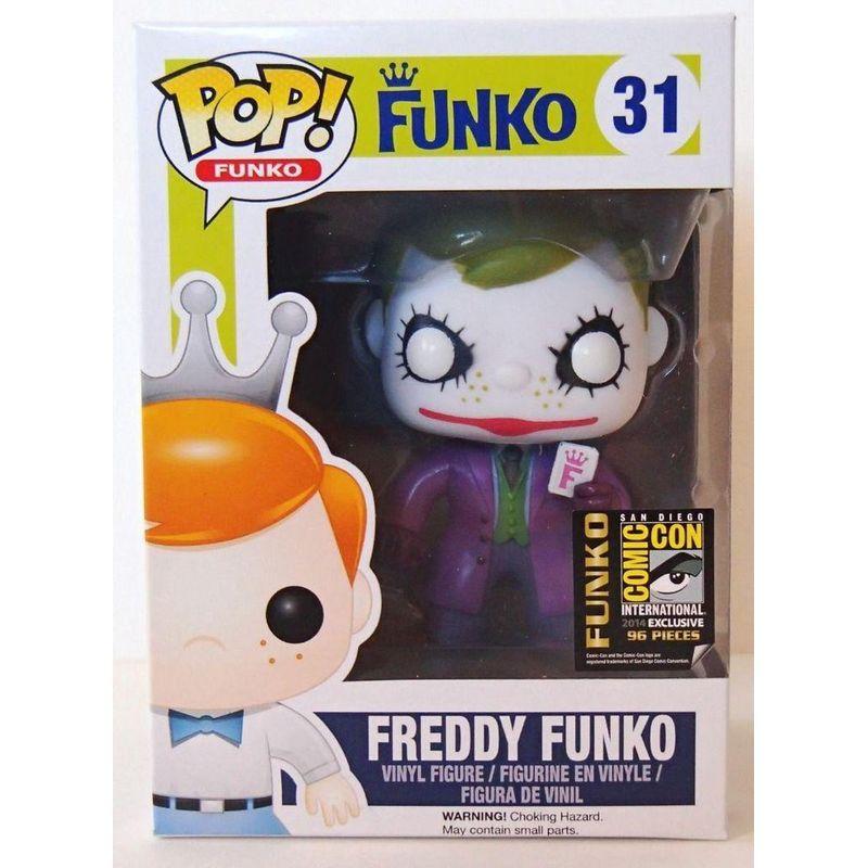 The Joker (The Dark Knight) (Freddy Funko)