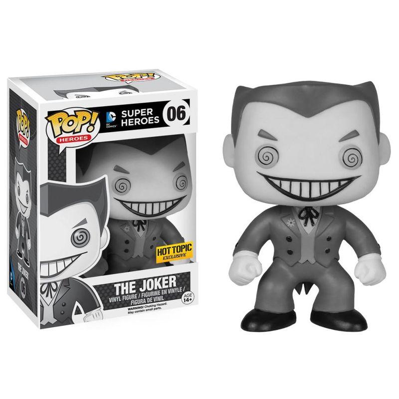 The Joker (Black & White)