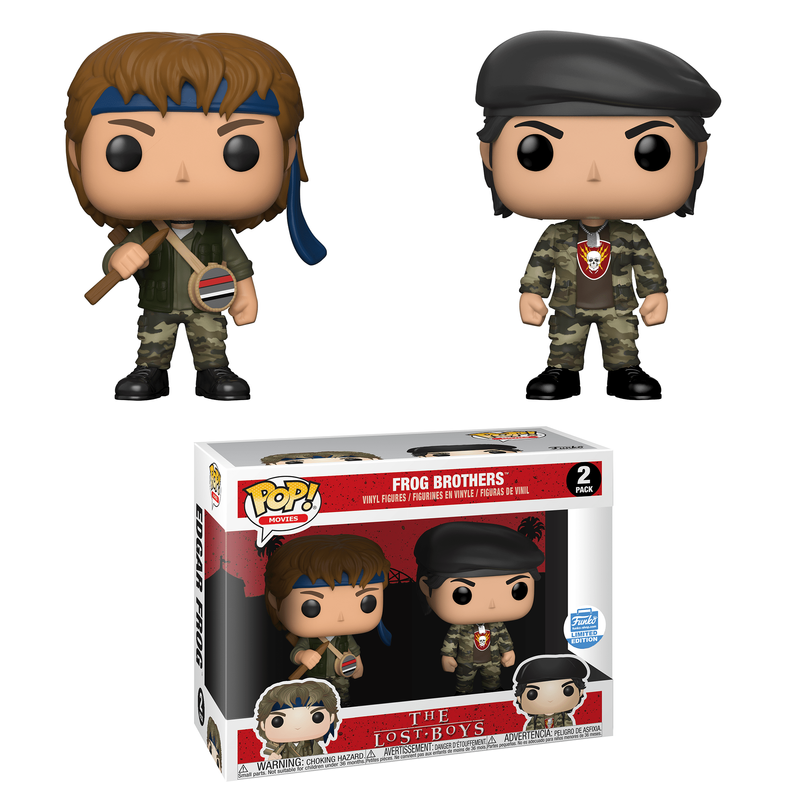 Frog Brothers (2-Pack)