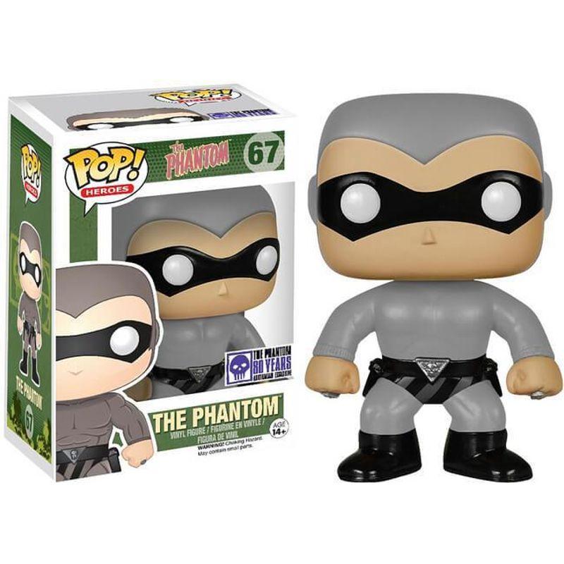 The Phantom (Gray)