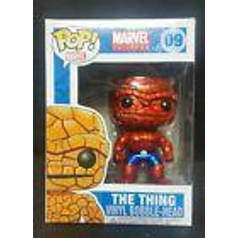 The Thing (Metallic) (Black Eyes)