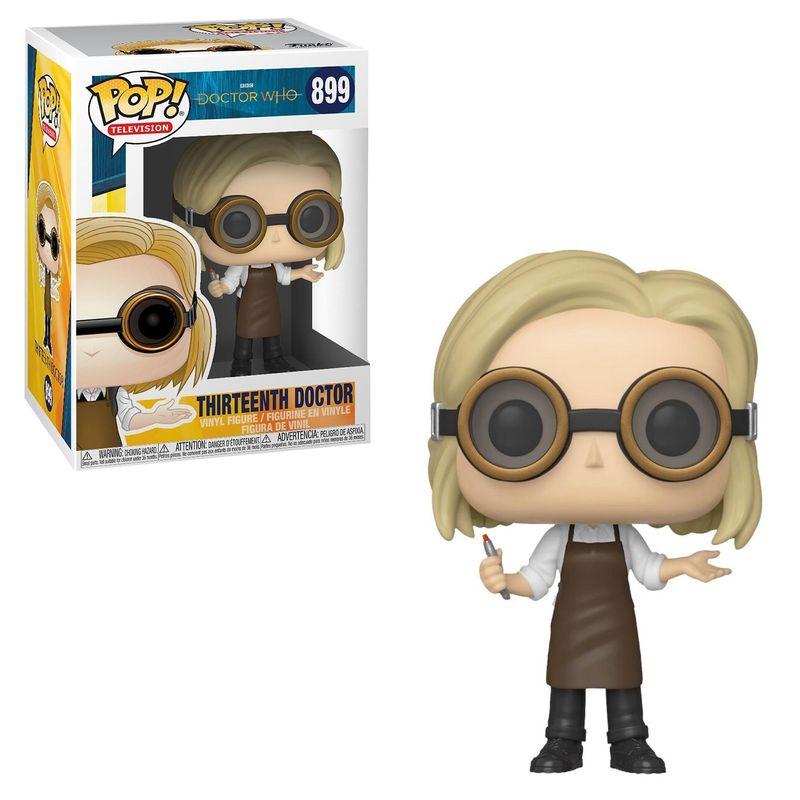 Thirteenth Doctor (Goggles)