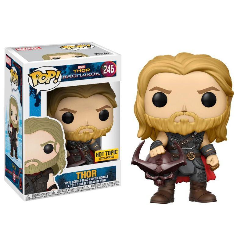 Thor (Ragnarok) (Surtur's Head)