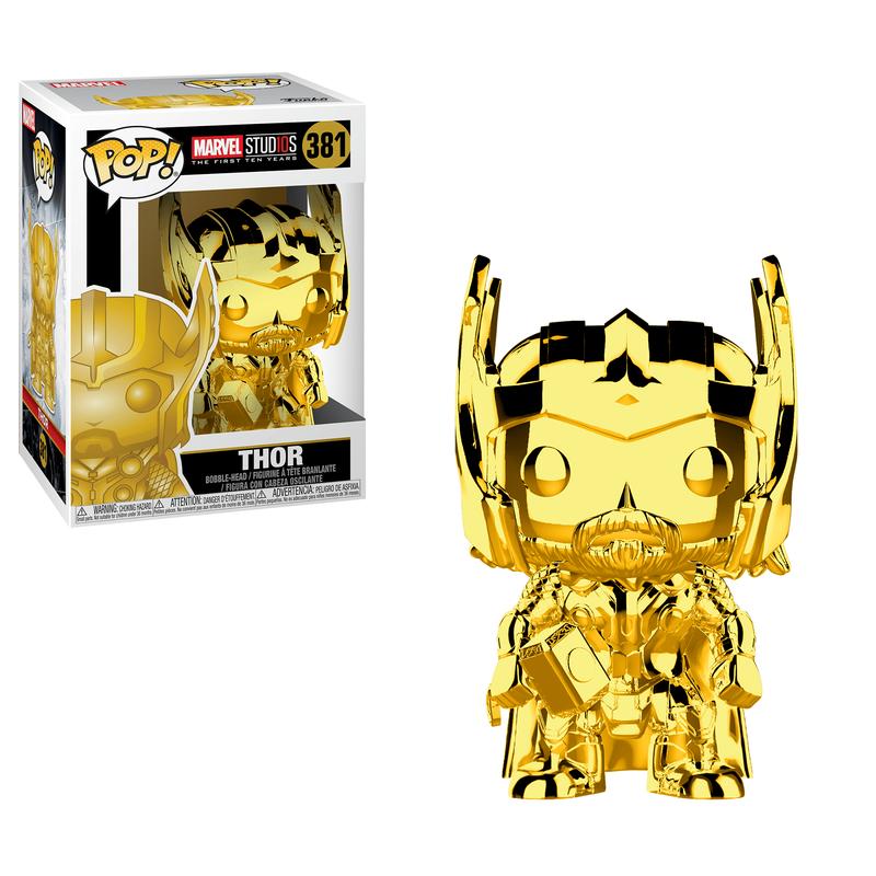 Thor (Gold Chrome)
