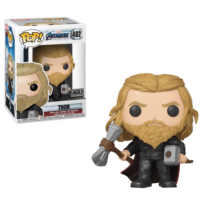 Thor (w/ Mjolnir & Stormbreaker)