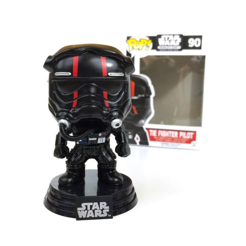TIE Fighter Pilot (First Order - Special Forces)