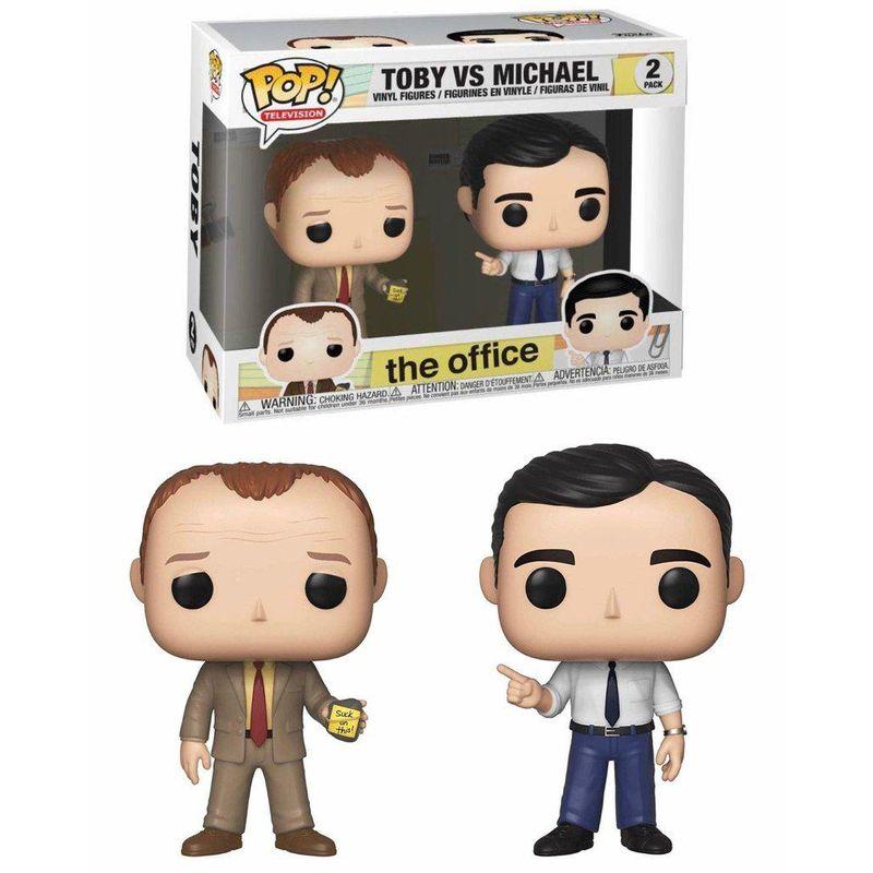 Toby vs Michael (2-Pack)