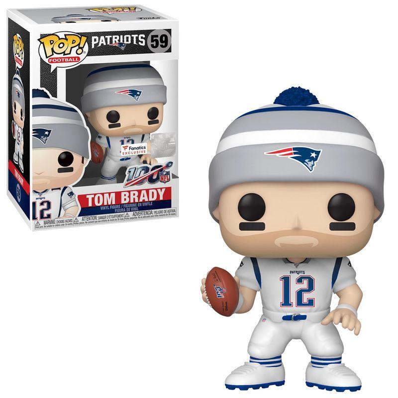 Tom Brady (White Hat)
