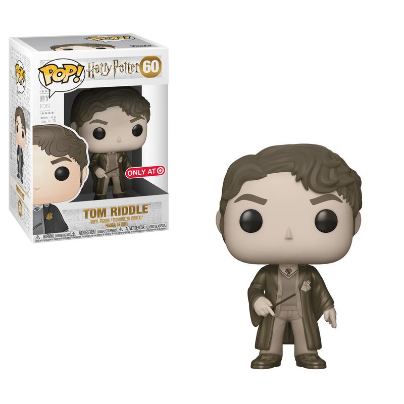 Tom Riddle (Sepia)