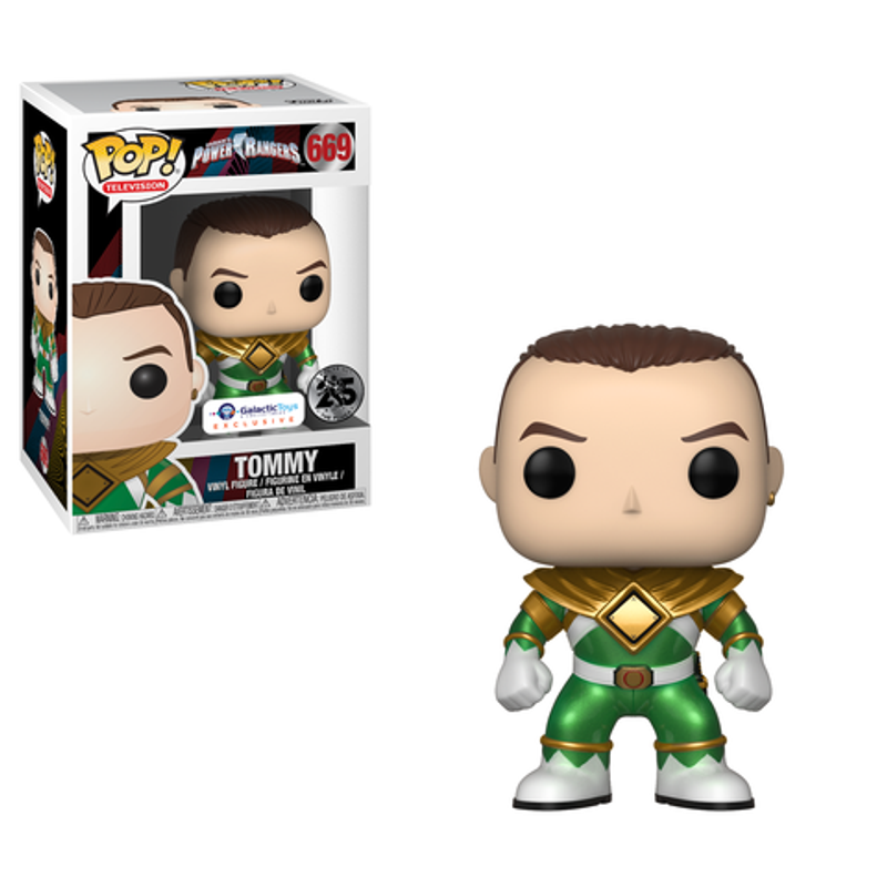 Tommy (Green Ranger) (Metallic)