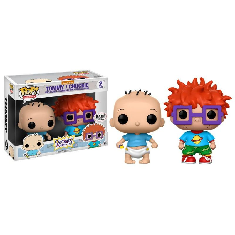 Tommy and Chuckie (2-Pack)