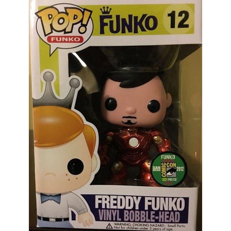 Tony Stark (Metallic) (Freddy Funko) - Funko null - Whatnot