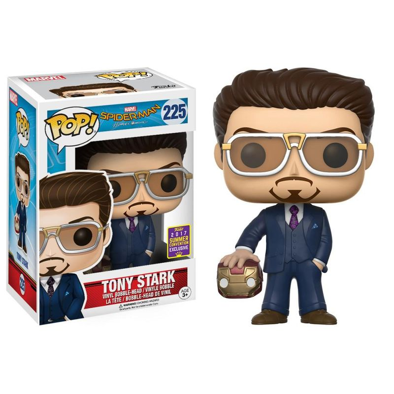 Tony Stark (Homecoming) (Holding Helmet) [Summer Convention]