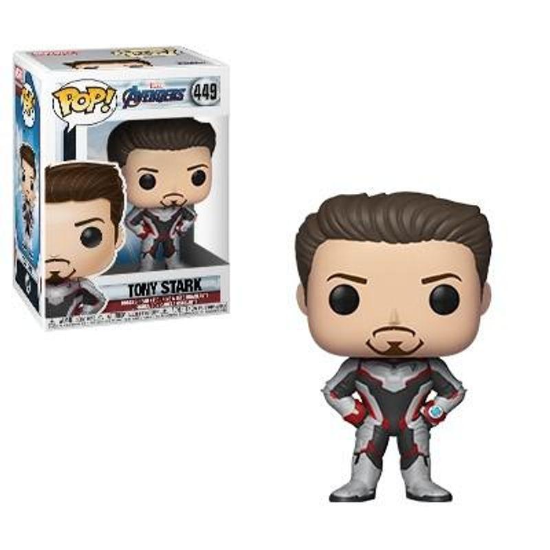 Tony Stark (Quantum Realm Suit)