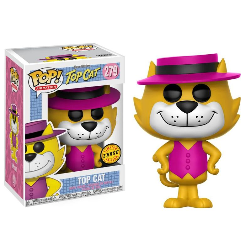 Top Cat (Pink Outfit)