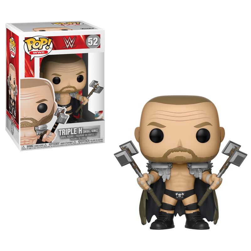 Triple H Skull King