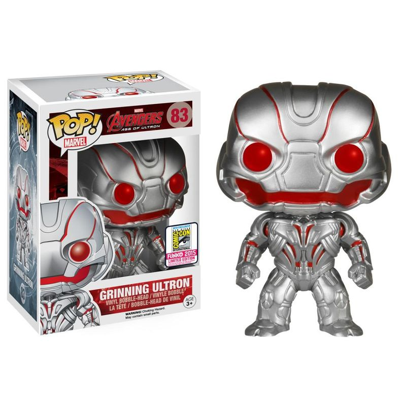 Ultron (Grinning)