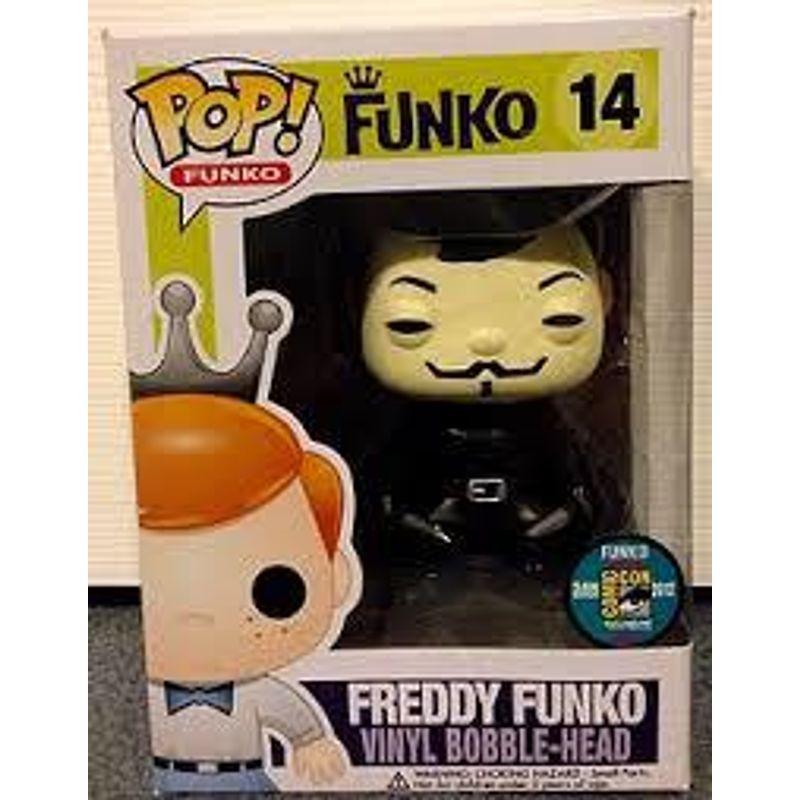 V for Vendetta (Freddy Funko)