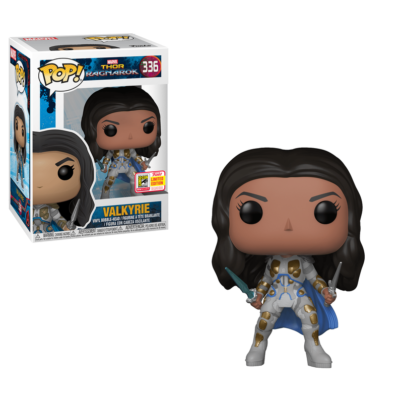 Valkyrie (Battle Outfit) [SDCC]