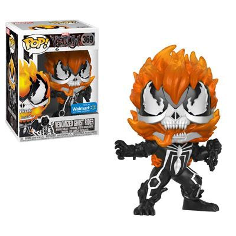Venomized Ghost Rider