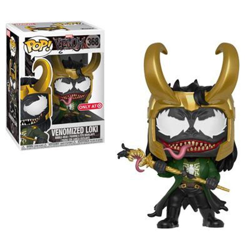 Venomized Loki