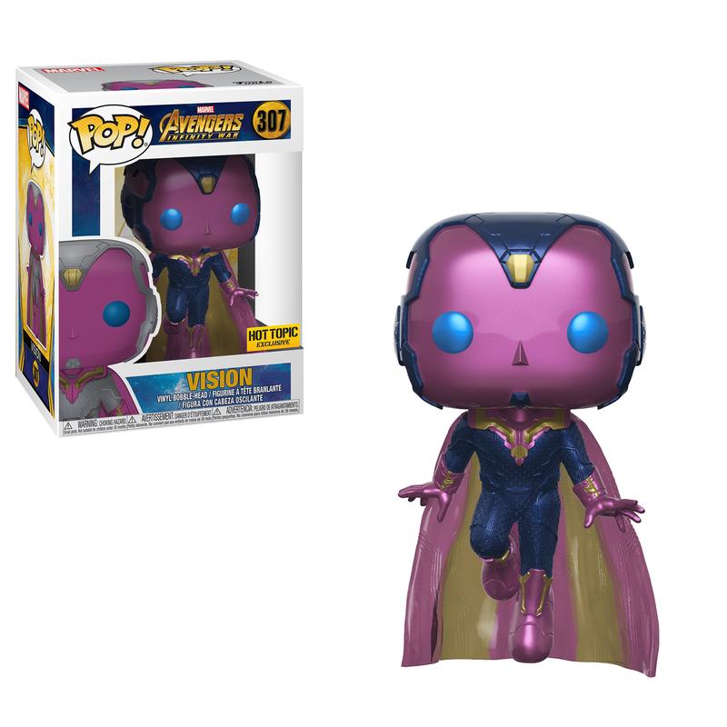 Vision (Infinity War)