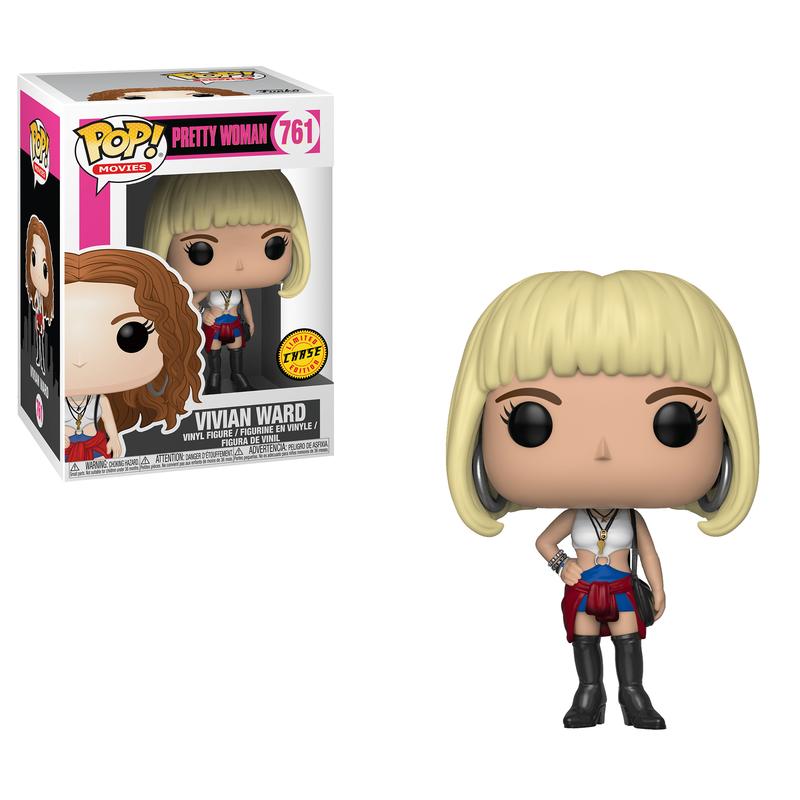 Vivian Ward (Blonde Wig)