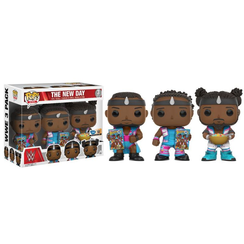 The New Day (3-Pack)