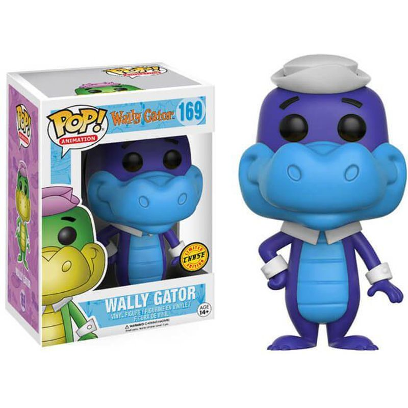 Wally Gator (Blue)