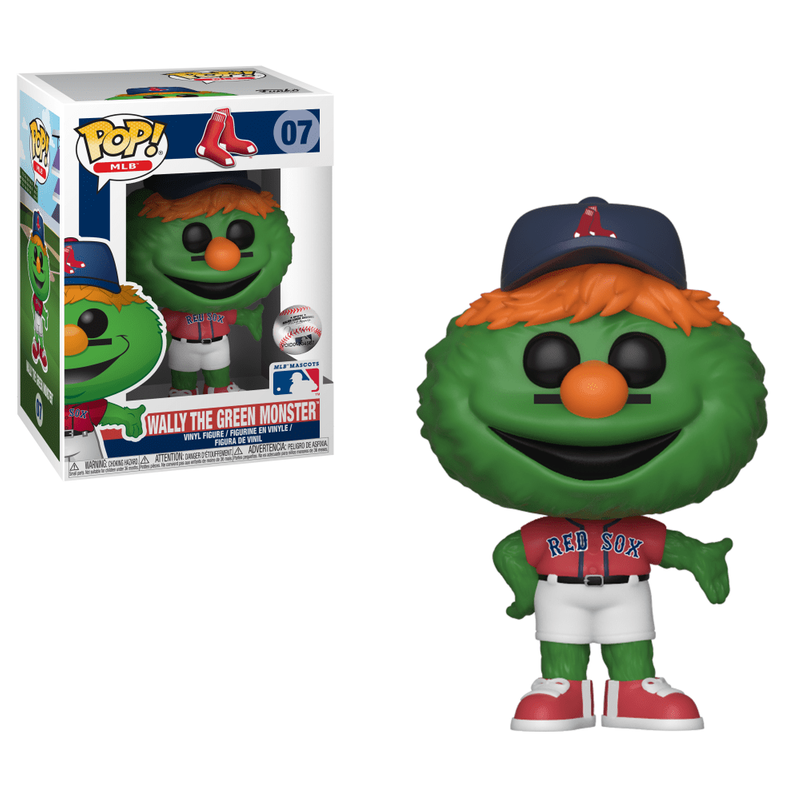 Wally the Green Monster (Away Jersey)