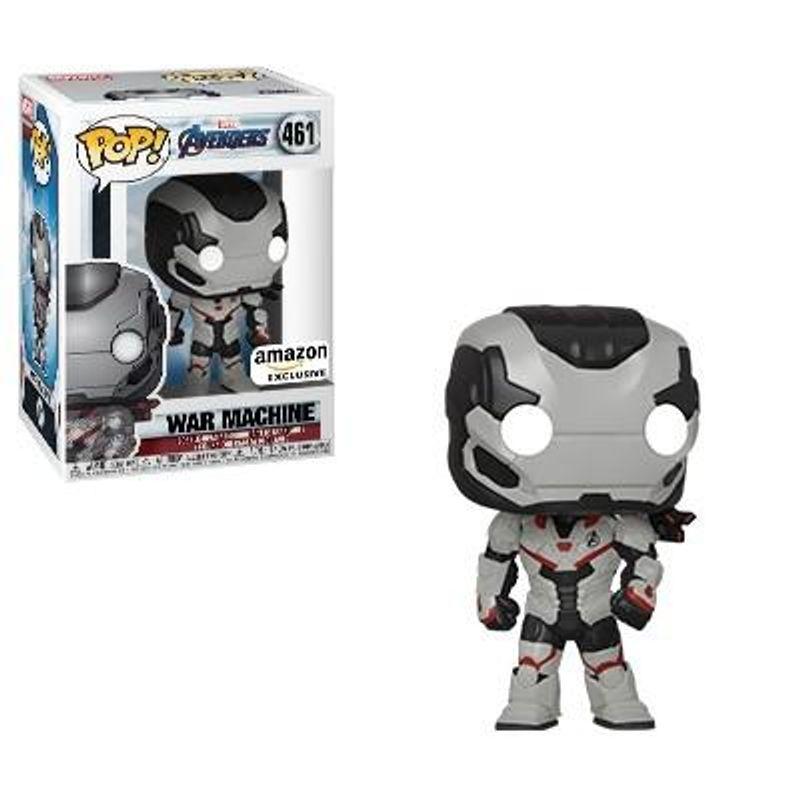 War Machine (Quantum Realm Suit)