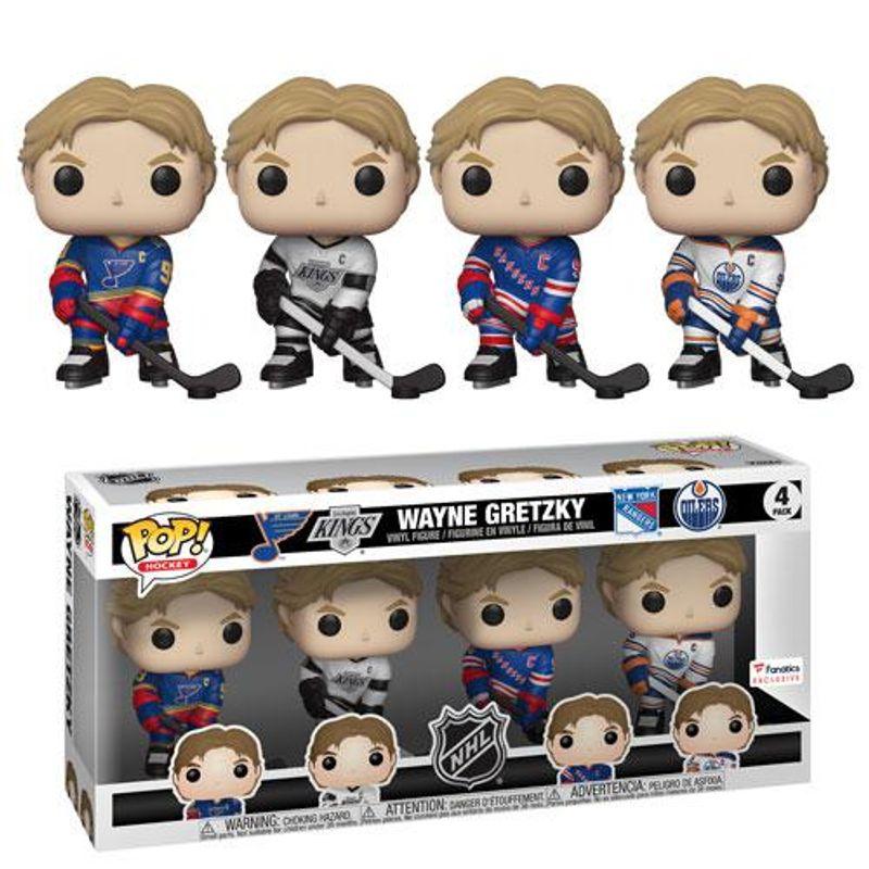 Wayne Gretzky (4-Pack)