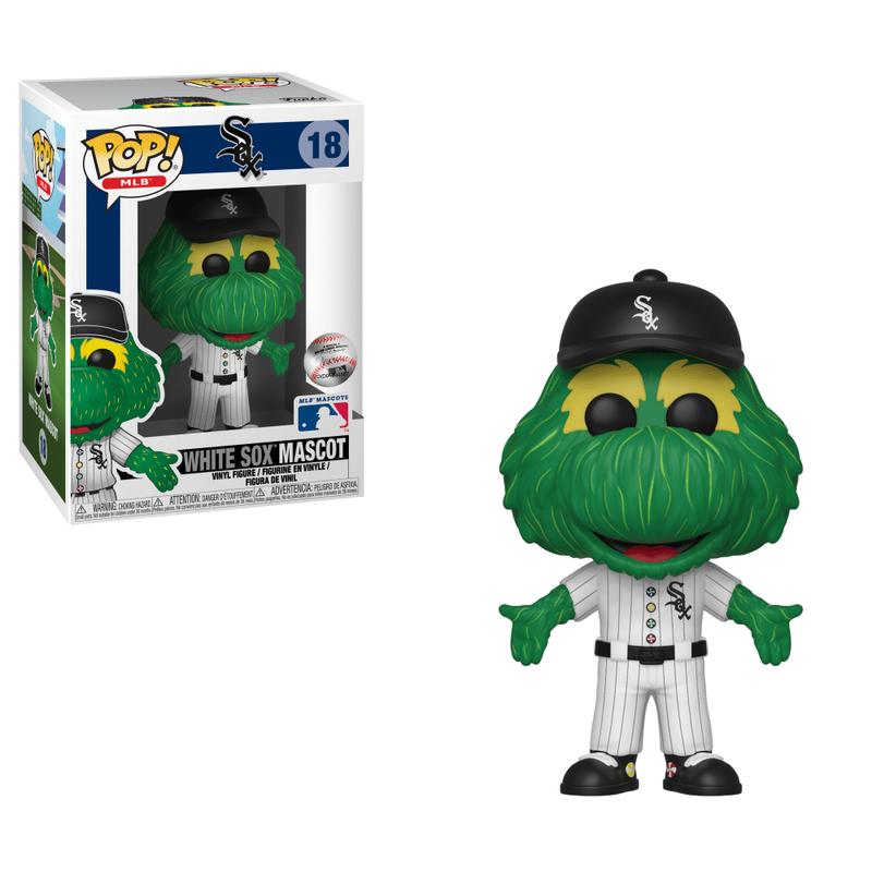 White Sox Mascot