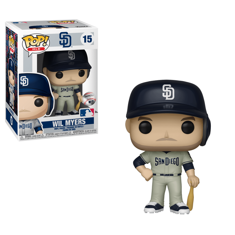 Wil Myers (Away Jersey)