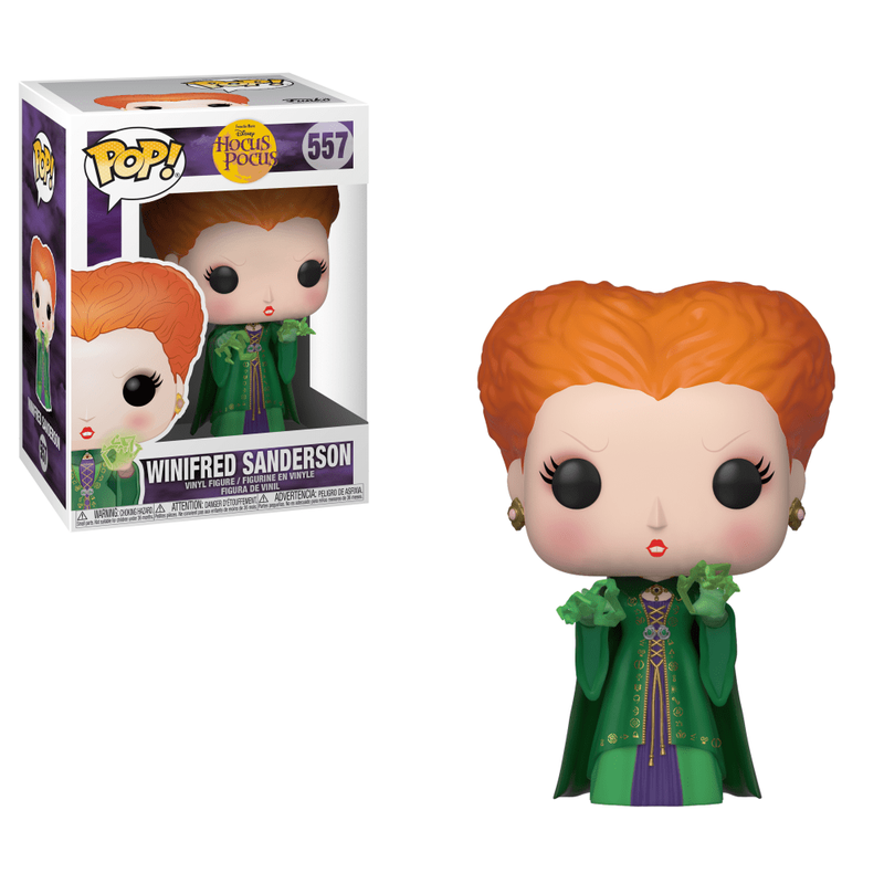 Winifred Sanderson (with Magic)