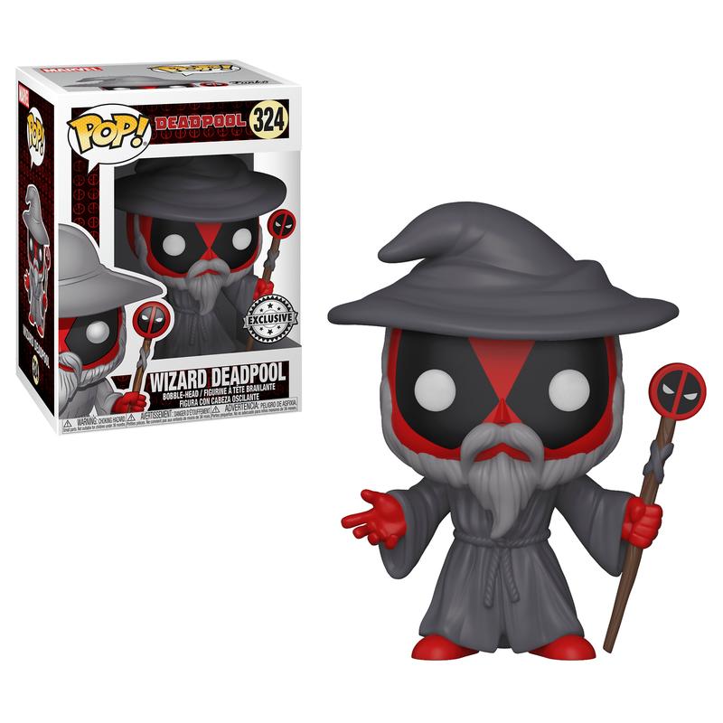 Wizard Deadpool