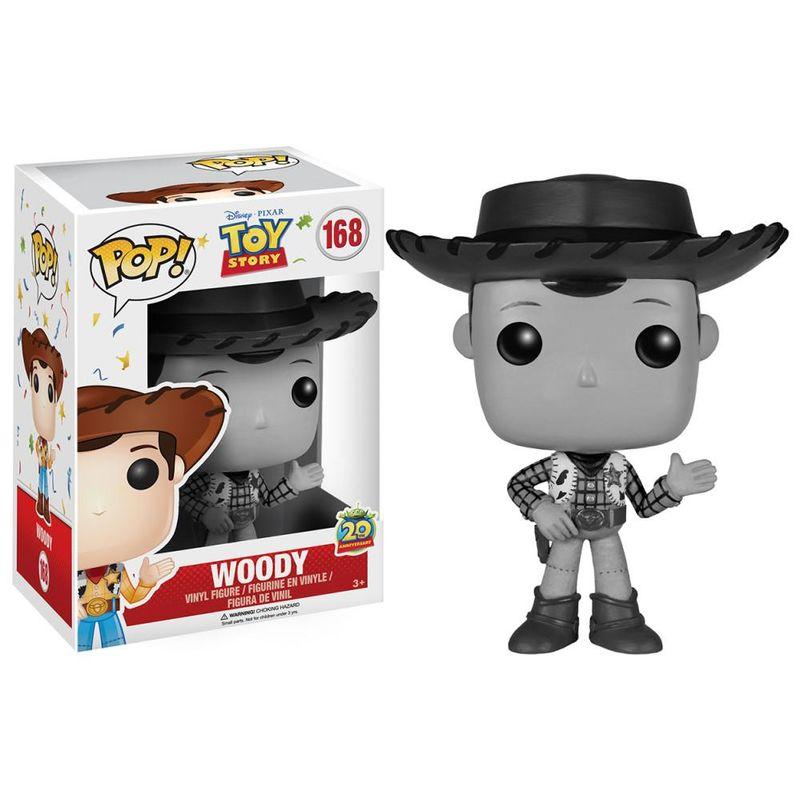 Woody (20th Anniversary)(Black & White)