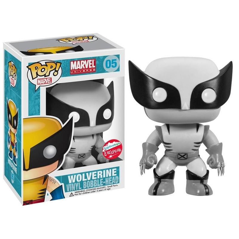 Wolverine (Black & White)