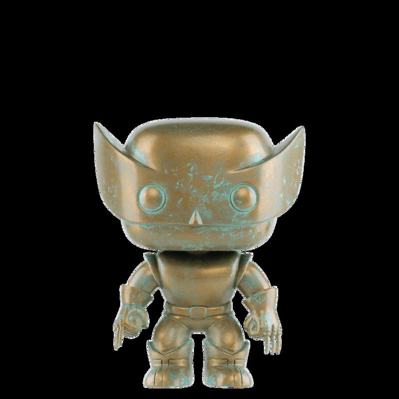 Wolverine (Patina)