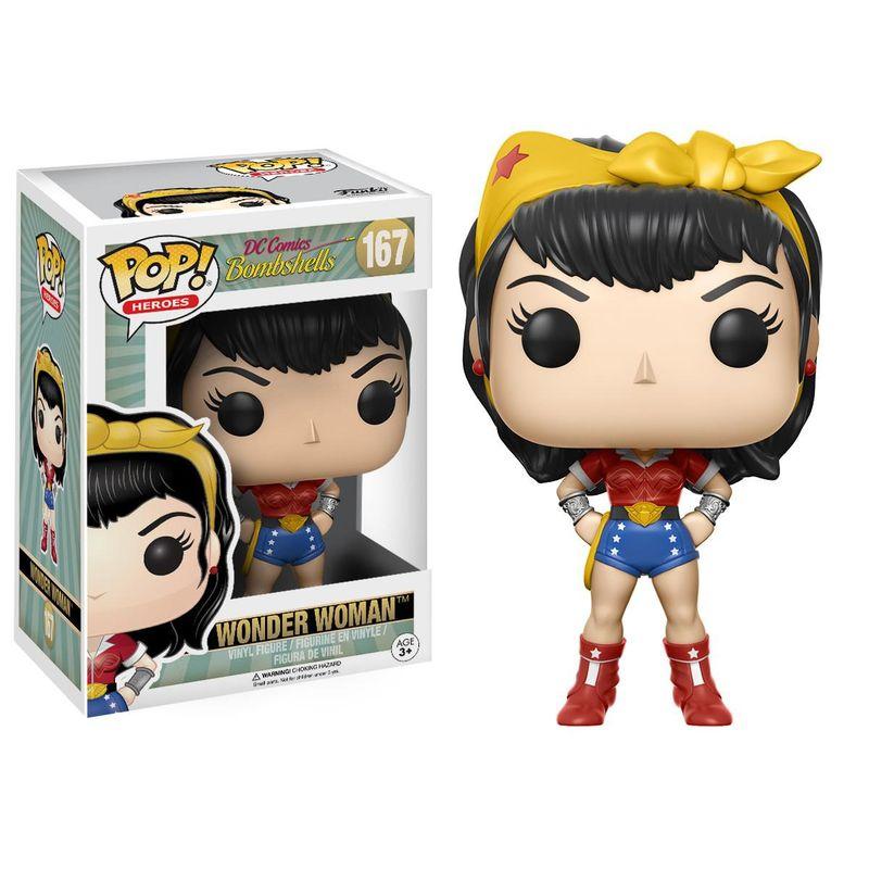 Wonder Woman (Bombshells)