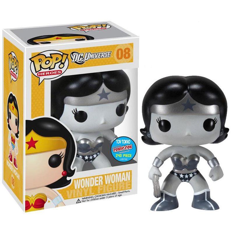 Wonder Woman (Black & White)