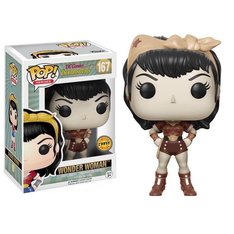 Wonder Woman (Bombshells) (Sepia)