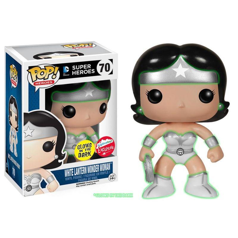 Wonder Woman (White Lantern) (Glow in the Dark)